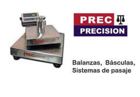 Balanzas Industriales PREC